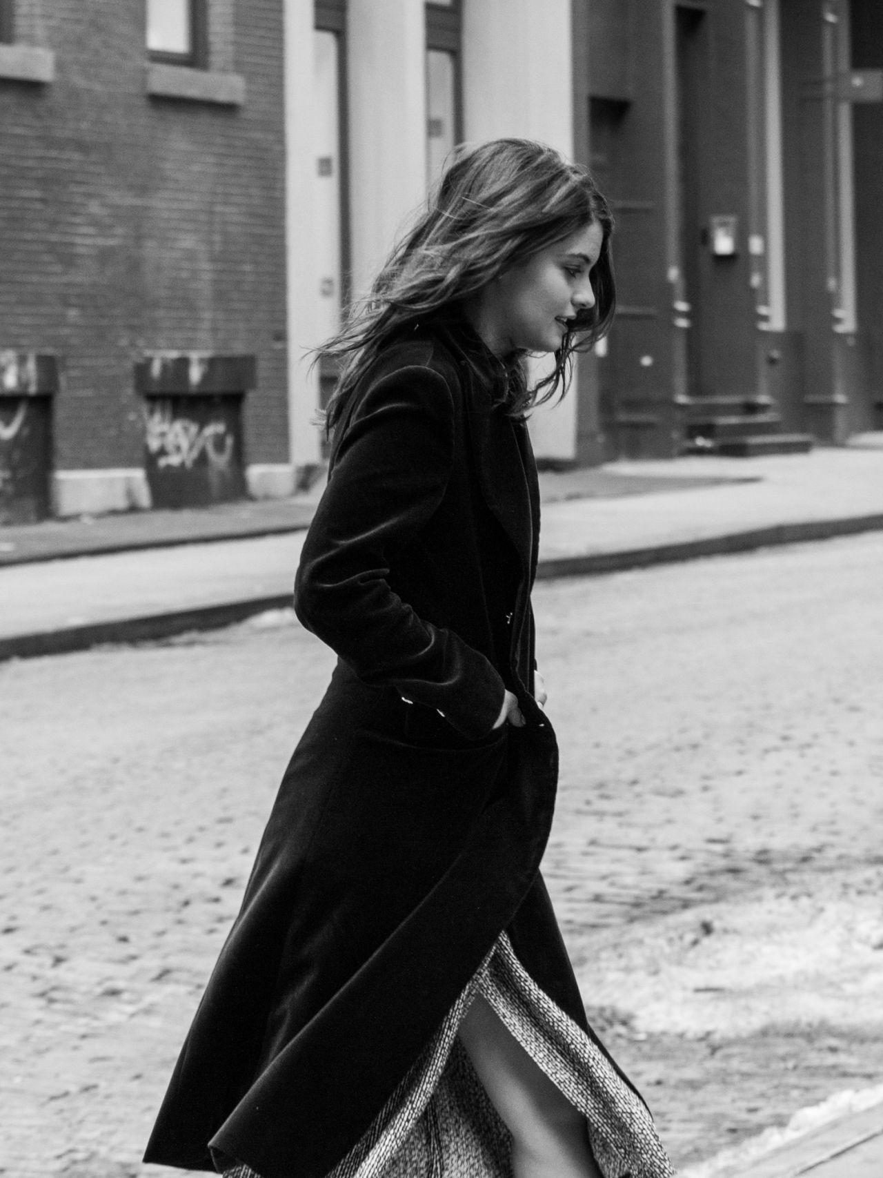 Sofia Black D Elia The Coveteur Magazine March 2017 Photos