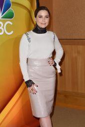 Sophia Bush at NBC Mid Season Press Day in NY 3/2/ 2017