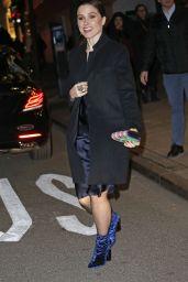 Sophia Bush - Outside the Four Seasons Hotel in New York City 3/2/ 2017
