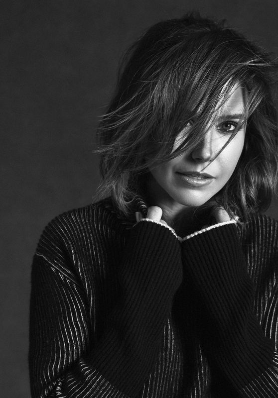 Sophia Bush - Photoshoot for La Ligne January 2017