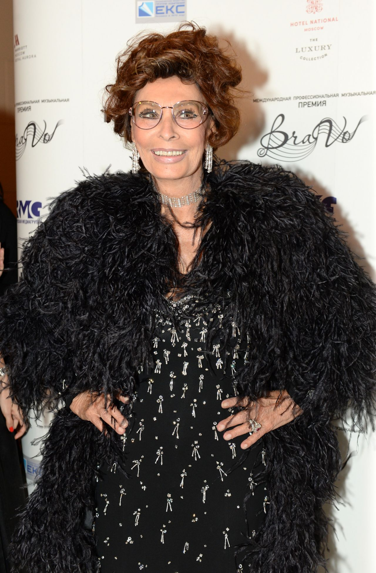 Sophia Loren Bravo Awards 2017 Ceremony In Moscow