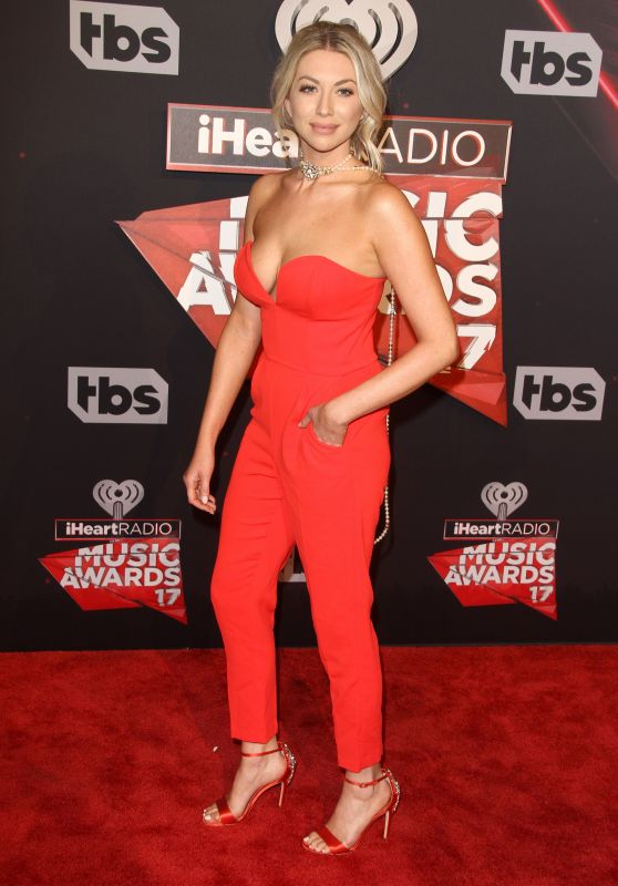 Stassi Schroeder – iHeartRadio Music Awards in Inglewood 3/5/ 2017