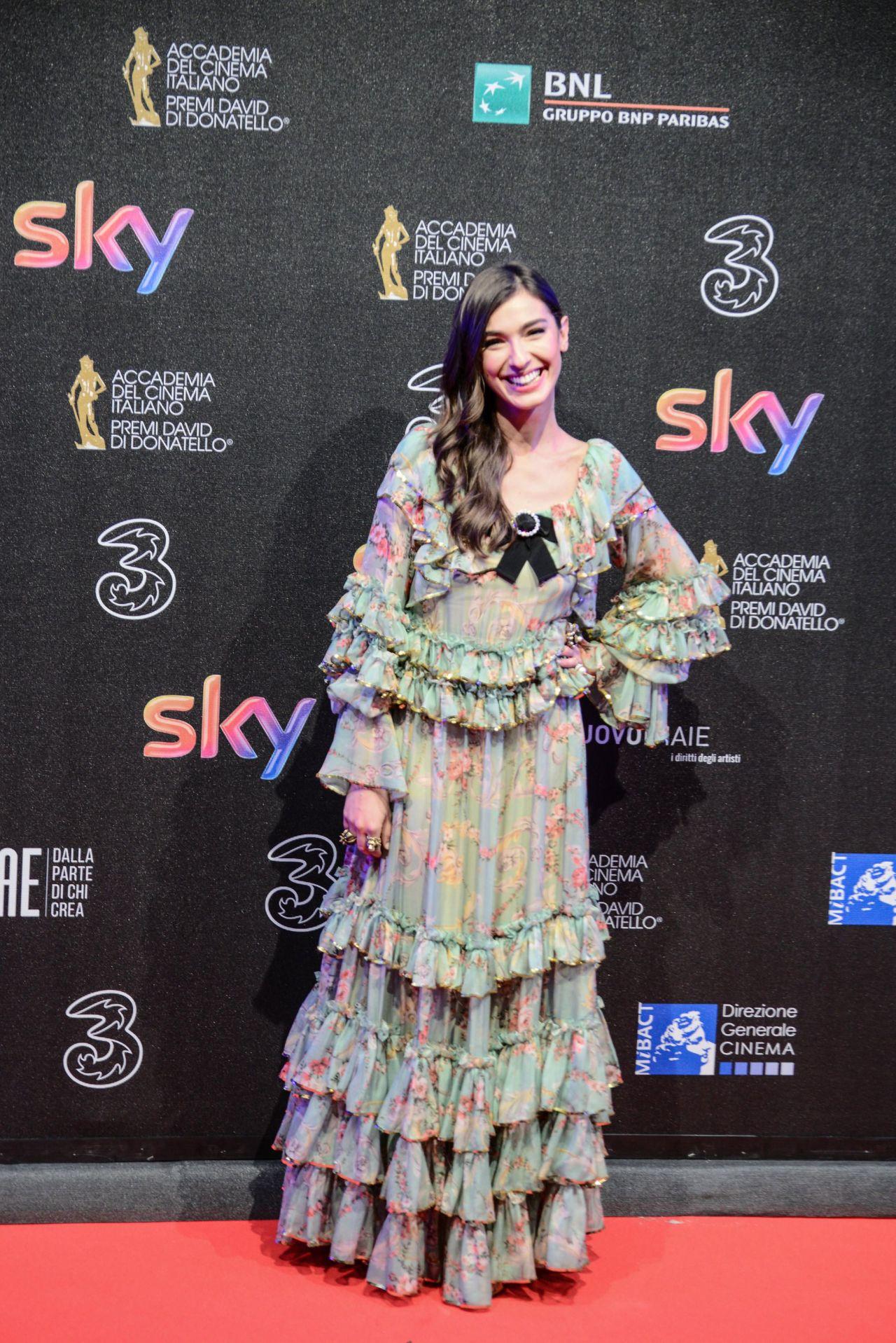 Matilda De Angelis - David di Donatello Awards in Rome 3