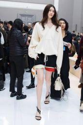 Sui He at Paris Fashion Week - Chloe Show 3/2/ 2017