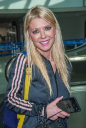 Tara Reid at LAX Airport in Los Angeles 3/19/ 2017
