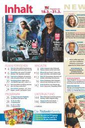Taylor Swift - TV direkt Magazine, March 18, 2017