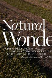 Toni Garrn - Marie Claire Magazine USA April 2017 Issue
