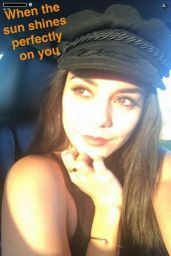 Vanessa Hudgens Social Media Pics 3/27/2017