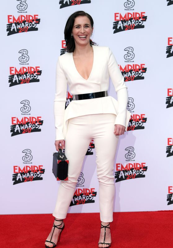 Vicky McClure on Red Carpet – Three Empire Awards in London 3/19/ 2017