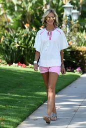 Victoria Hervey in a Bikini - Los Angeles 3/25/ 2017