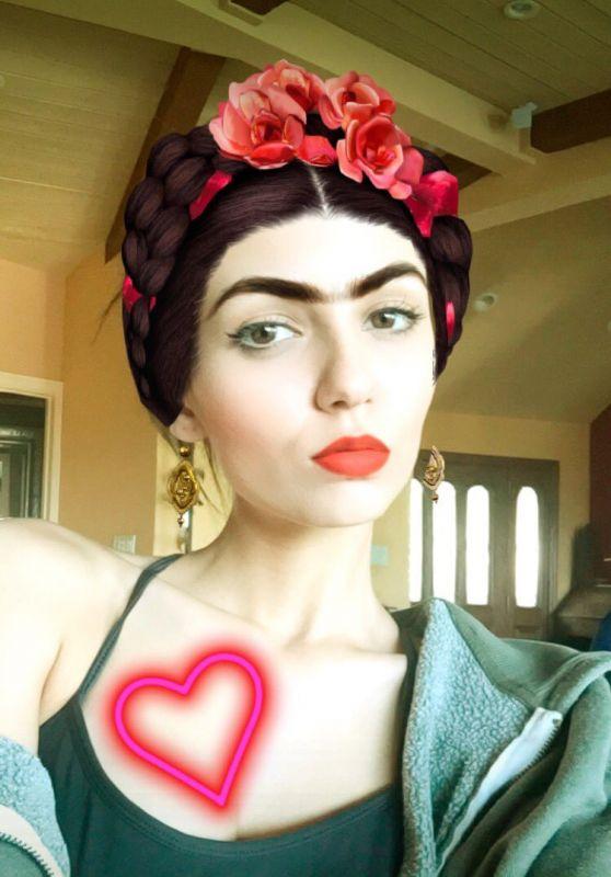 Victoria Justice Pics – Celebrity Social Media 3/9/ 2017