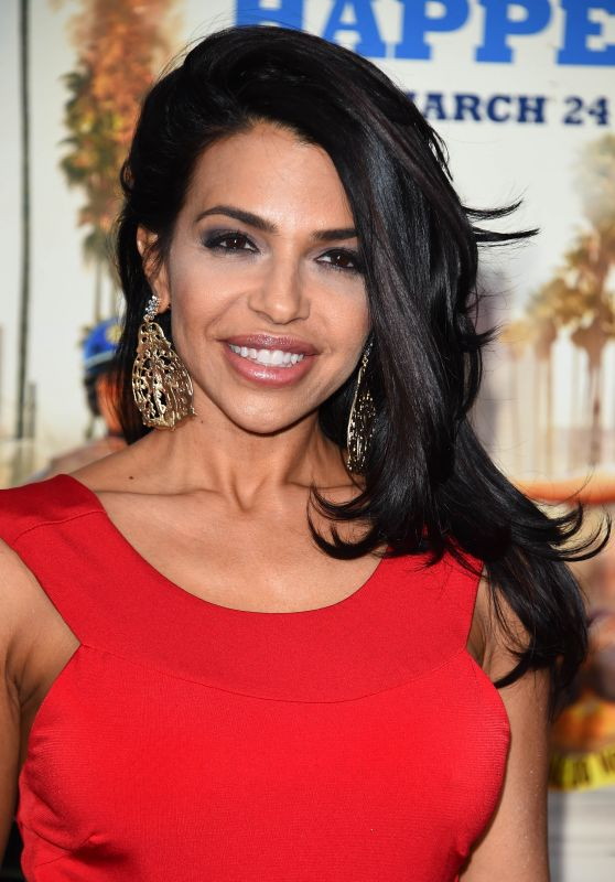 "Vida Guerra - ""Chips"" Movie Premiere in Los Angeles 3/20/ 2017"