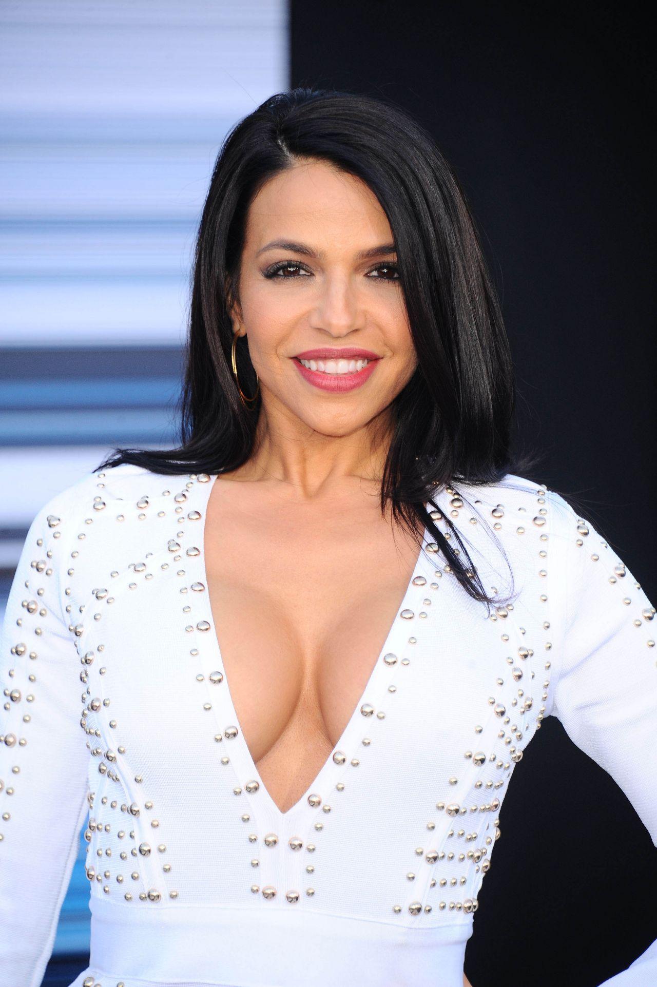 "Vida Guerra – ""Power Rangers"" Premiere in Los Angeles 3/22 ..."
