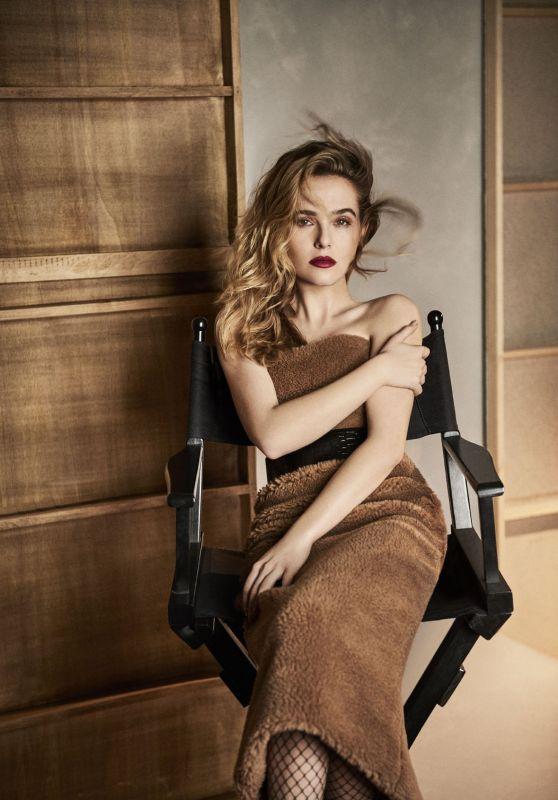 Zoey Deutch - Photoshoot for Vanity Fair Italia (2017)