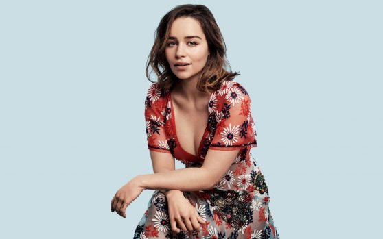 Emilia Clarke Wallpaper