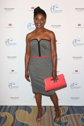 Adina Porter – Women's Guild Cedars-Sinai Annual Spring Luncheon in Los Angeles 4/20/2017