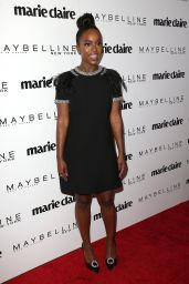 Aja Naomi King – Marie Claire's 'Fresh Faces' Celebration in West Hollywood 4/21/2017