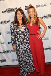 Alexandra Case & Robin De Lano – Hollywood Comedy Shorts Film Festival in LA 4/15/2017