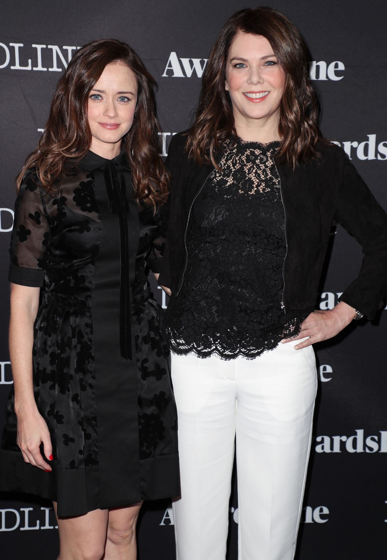 Alexis Bledel & Lauren Graham at Deadline's The Contenders ...