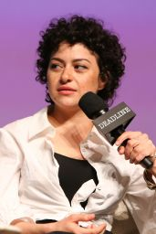 Alia Shawkat at Deadline's The Contenders Emmys Event in Los Angeles 4/9/2017