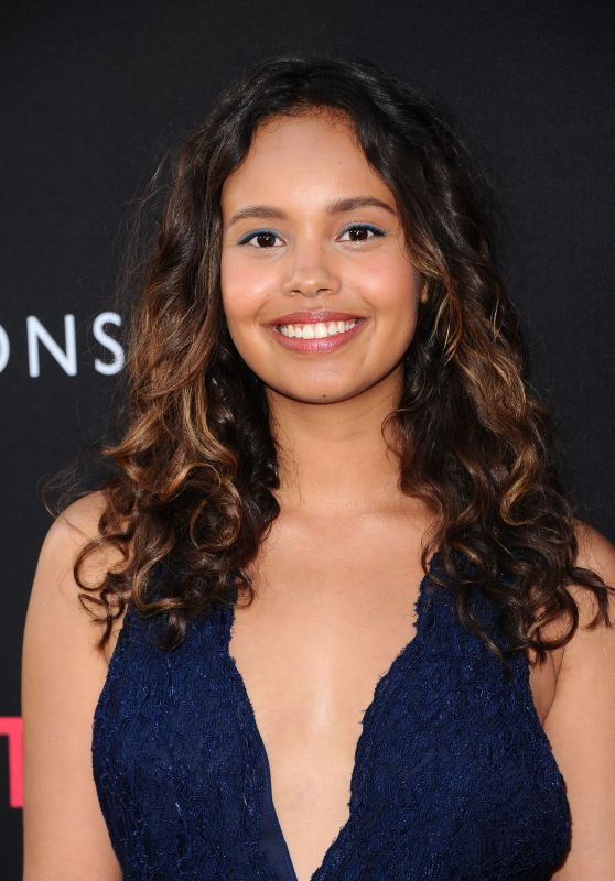"Alisha Boe - ""13 Reasons Why"" TV Series Premiere in Los Angeles"