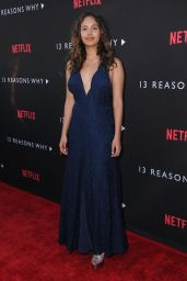 "Alisha Boe - ""13 Reasons Why"" TV Series Premiere in Los Angeles"