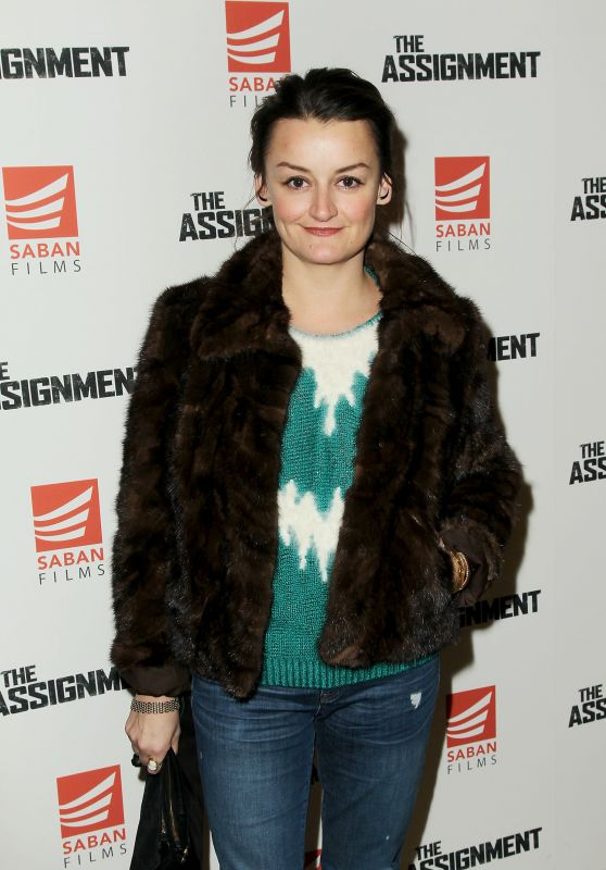 "Alison Wright – ""The Assignment"" Movie Screening in New York 4/3/2017"
