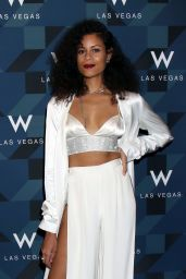 Aluna Francis at W Las Vegas Hosts Grand Opening Celebration - Las Vegas 3/31/2017