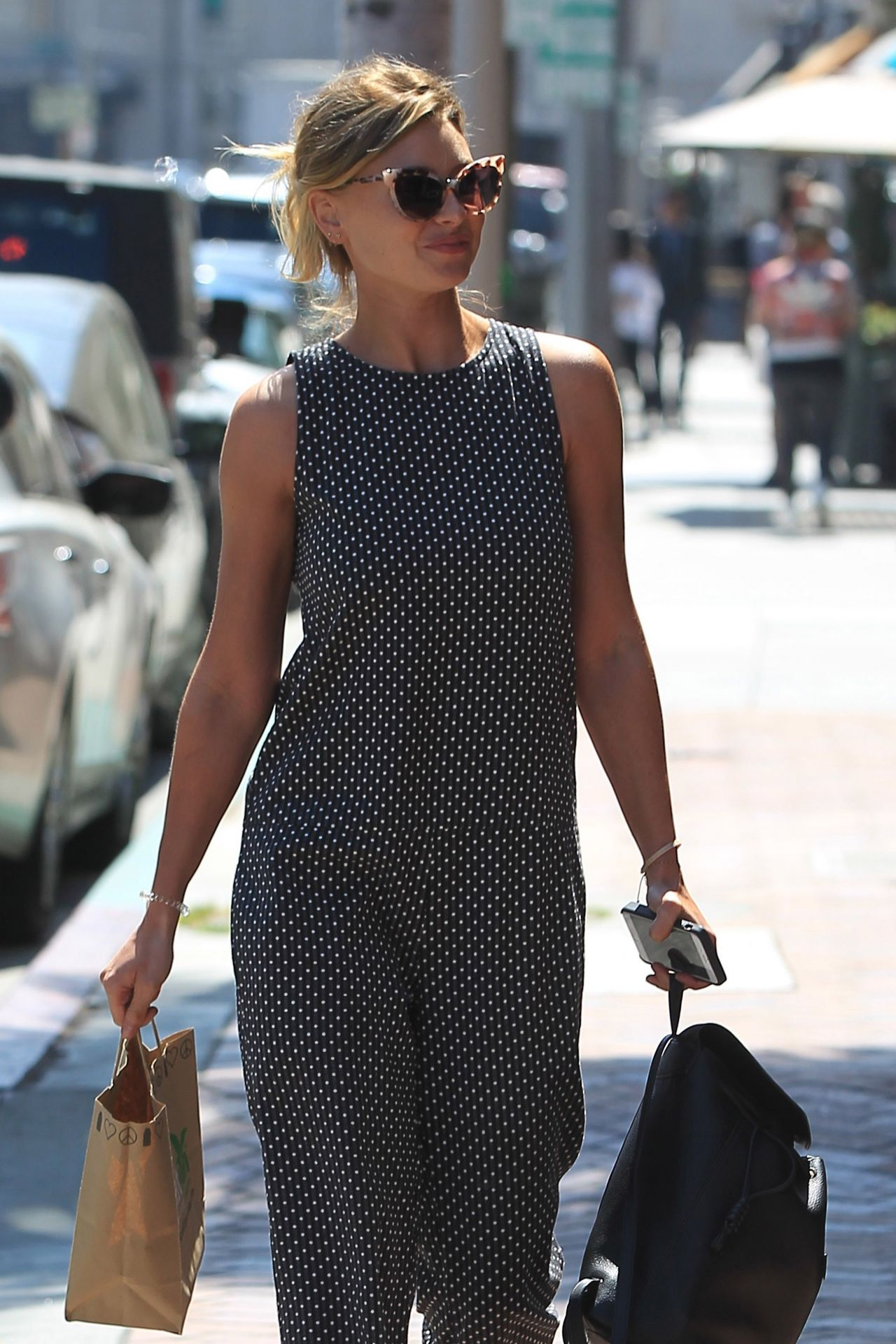 Alyson Aly Michalka - Shopping in Beverly Hills 4/4/2017 ...