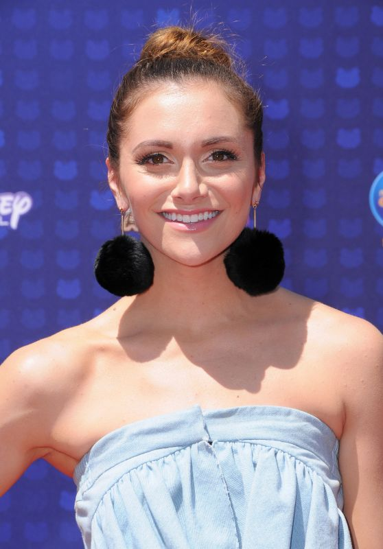 Alyson Stoner – Radio Disney Music Awards in Los Angeles 04/29/2017