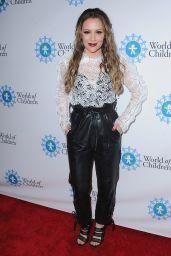 Alyssa Milano - World Of Children Hero Awards 2017 in Los Angeles