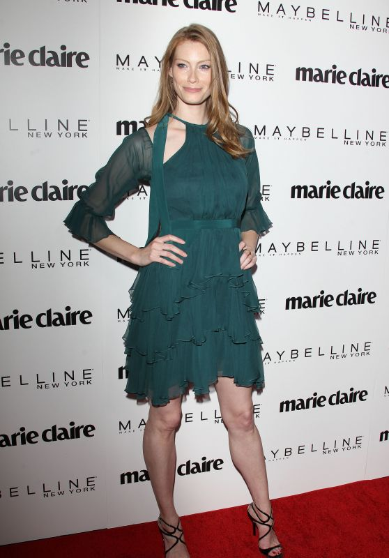 Alyssa Sutherland – Marie Claire's 'Fresh Faces' Celebration in West Hollywood 4/21/2017