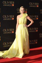 Amanda Holden - Olivier Awards 2017 in London