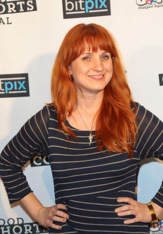 Amanda Romeo – Hollywood Comedy Shorts Film Festival in LA 4/15/2017