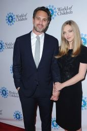 Amanda Seyfried - World of Children Hero Award 2017