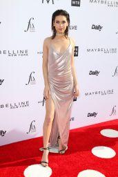 Amanda Steele at Daily Front Row's Fashion Los Angeles Awards 2017