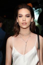 Amanda Steele – Marie Claire's 'Fresh Faces' Celebration in West Hollywood 4/21/2017