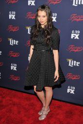 Amber Midthunder – FX Networks 2017 All-Star Upfront in New York