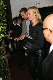 Amber Valletta - Chanel Dinner in Los Angeles, April 2017