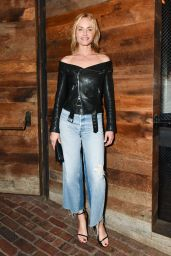 Amber Valletta – Sally Singer and Lisa Love Host Denim Dinner in LA 4/5/2017