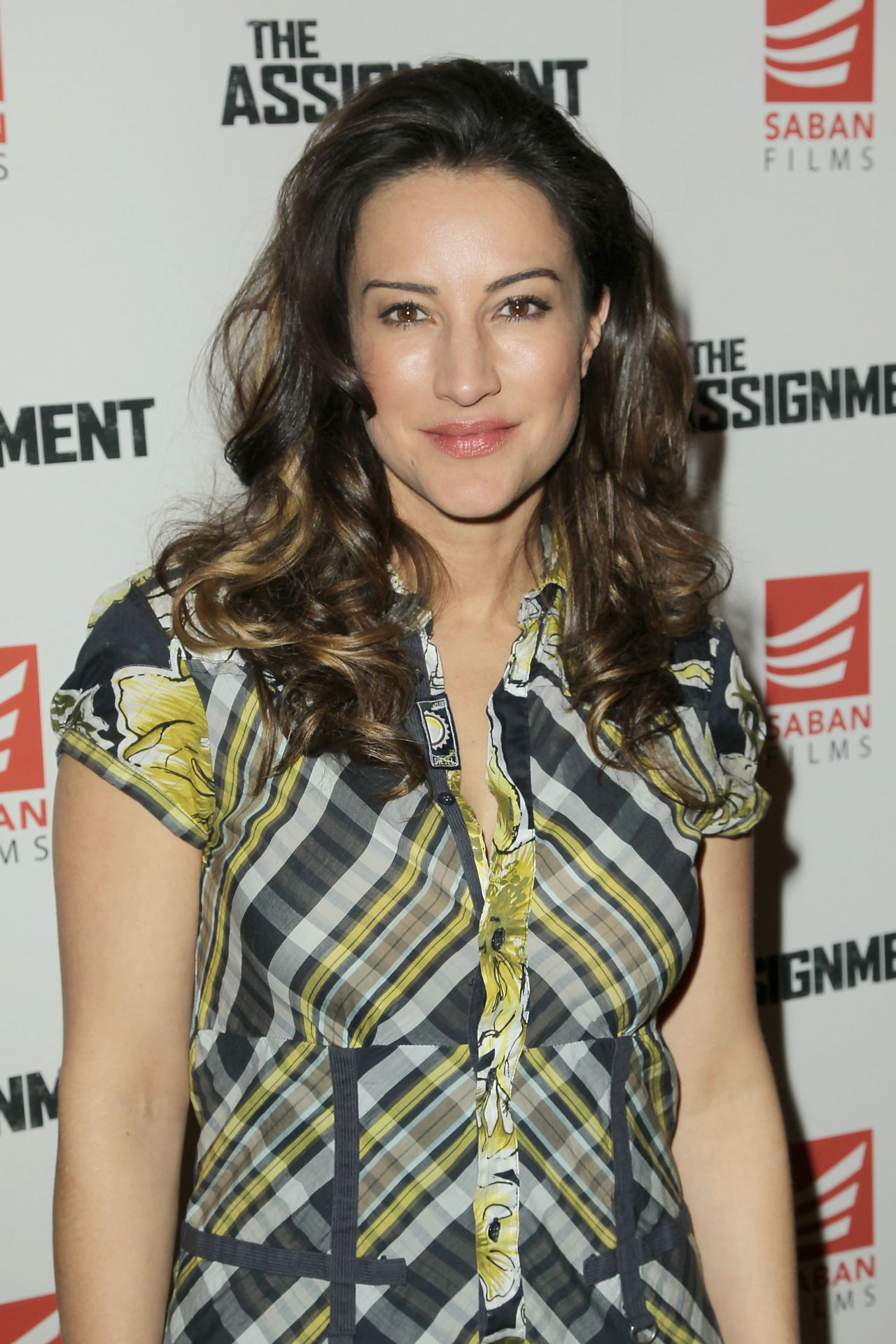 America Olivo - The Assignment Movie Screening in New