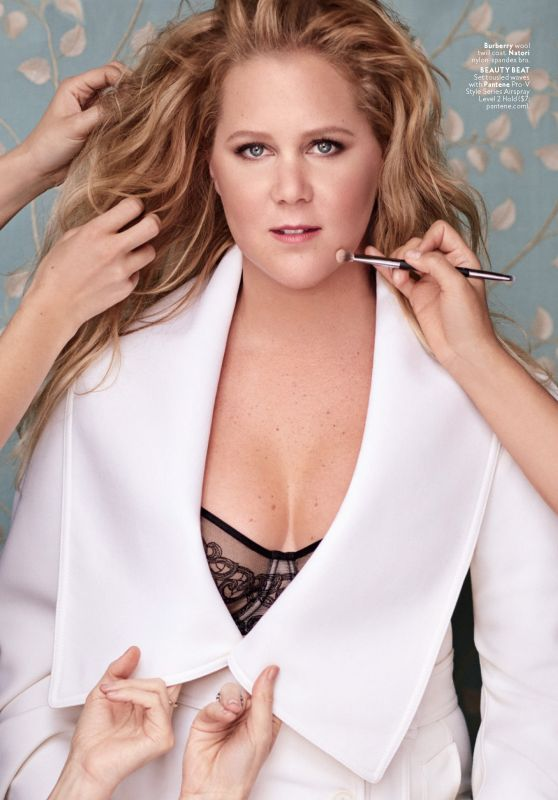 Amy Schumer - InStyle Magazine USA May 2017 Issue