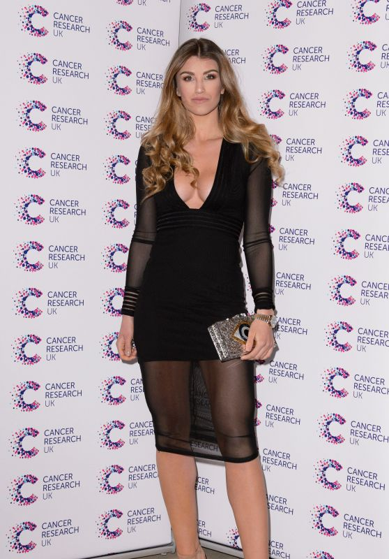 Amy Willerton – Jog On To Cancer Charity Event in London 4/12/2017
