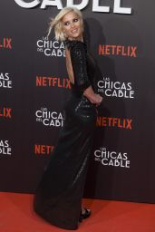 """Ana Fernandez at """"Las Chicas Del Cable"""" Movie Premiere in Madrid 04/27/2017"""