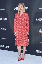"Ana Mulvoy Ten - ""American Crime"" TV Show Screening in LA 04/29/2017"
