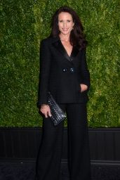 Andie MacDowell – Chanel Artists Dinner at Tribeca Film Festival 04/24/2017