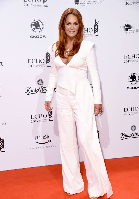 Andrea Berg at ECHO Music Awards 2017 in Berlin
