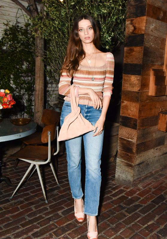 Angela Sarafyan – Sally Singer and Lisa Love Host Denim Dinner in LA 4/5/2017