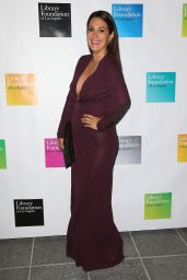 Angelique Cabral – Young Literati Toast Event in Los Angeles 4/1/2017