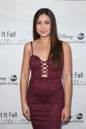 "Angelique Rivera - ""Let It Fall: Los Angeles 1982-1992"" TV Show Premiere in Los Angeles"